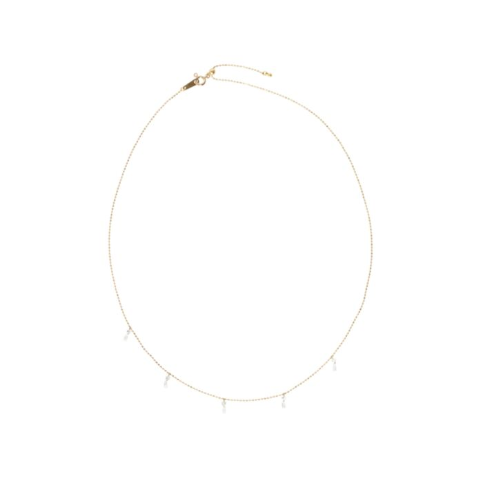 Diamond Tassel Necklace image