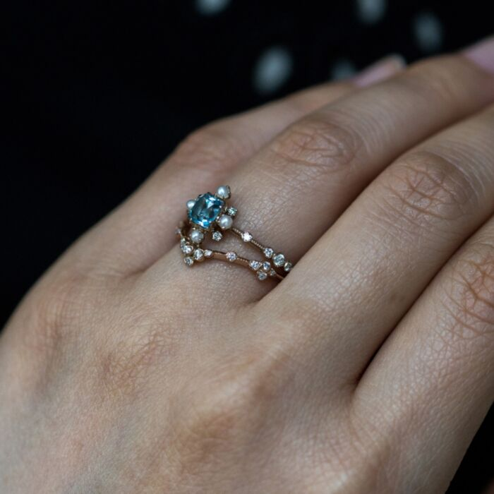 Water Lily Ring image
