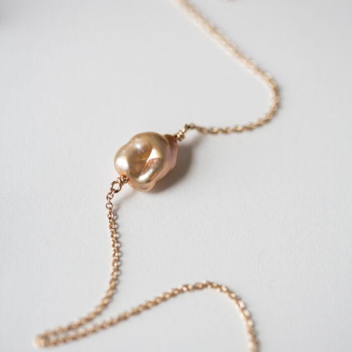 Keshi Pearl Bracelet
