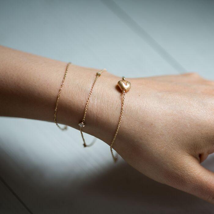 Keshi Pearl Bracelet image