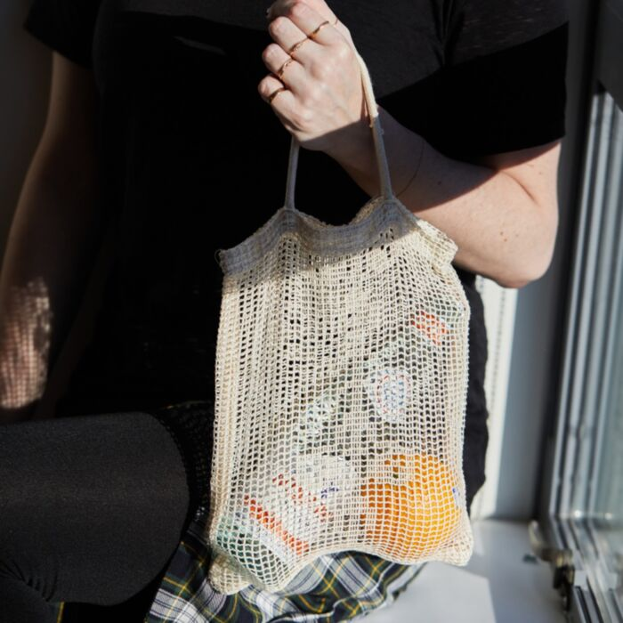 Lace Lunch Bag image