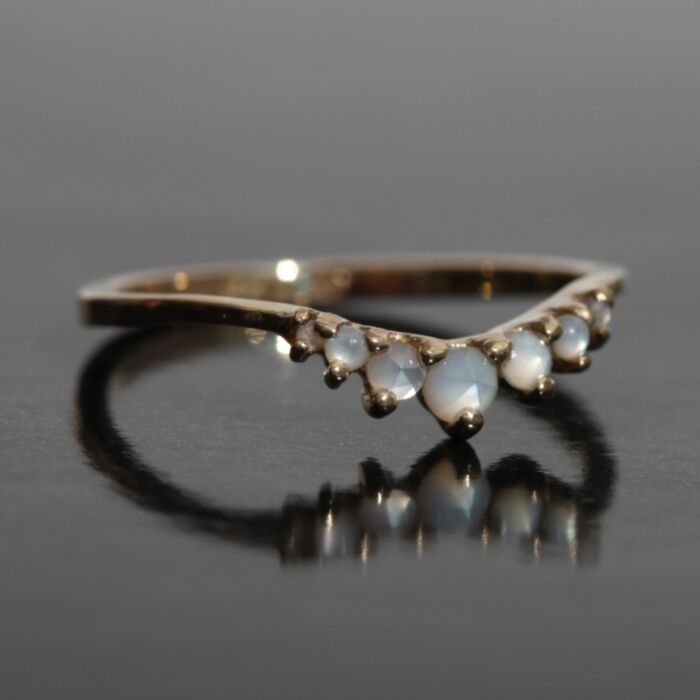Beacen Ring, Mother of Pearl image