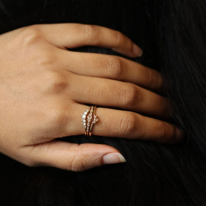 Cyndra Ring, Diamond image