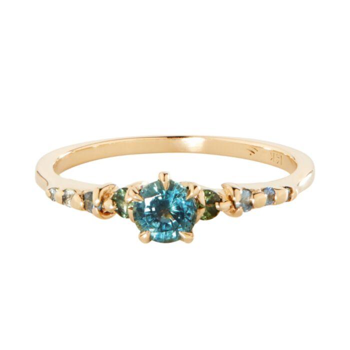 Cyndra Ring, Sapphire