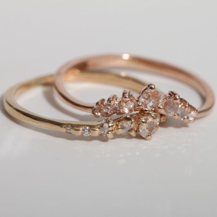 Beacen Ring, Diamond image