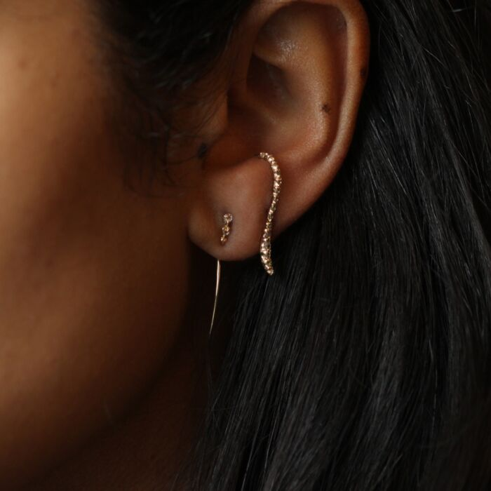 Diamond Versare Earring (single) image