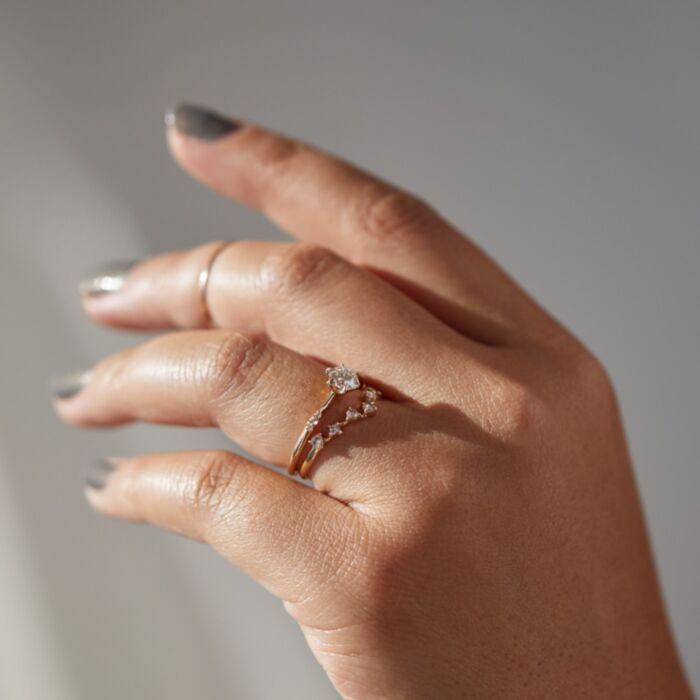Ilona Ring, Diamond image