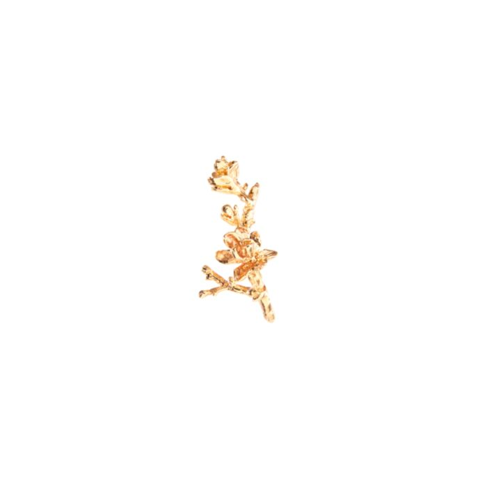 Magnolia Branch Earring (single)