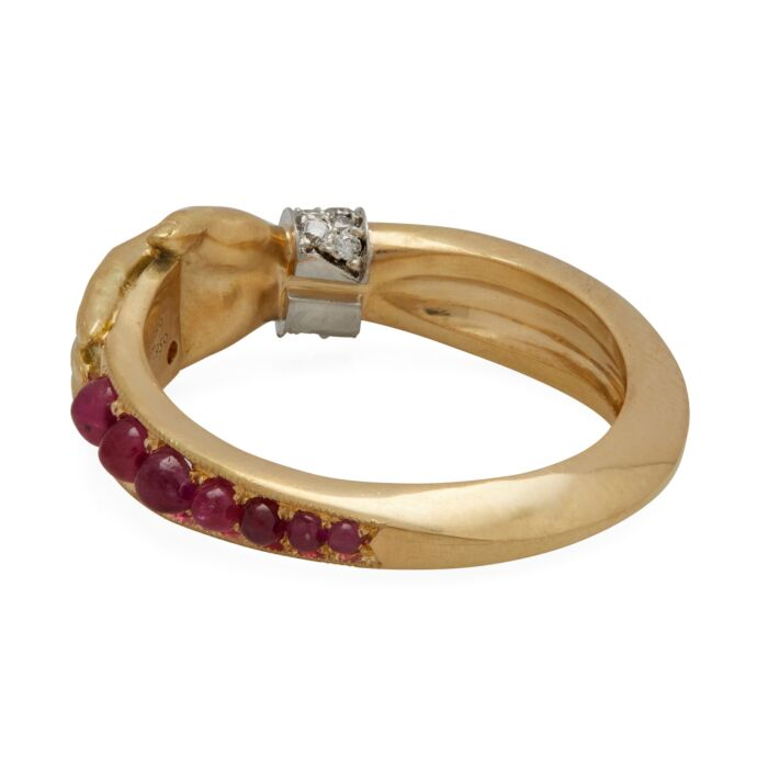 Ruby One Hand Band image