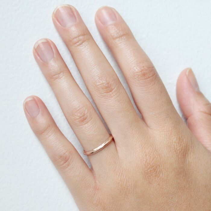 Line Ring, Thin image