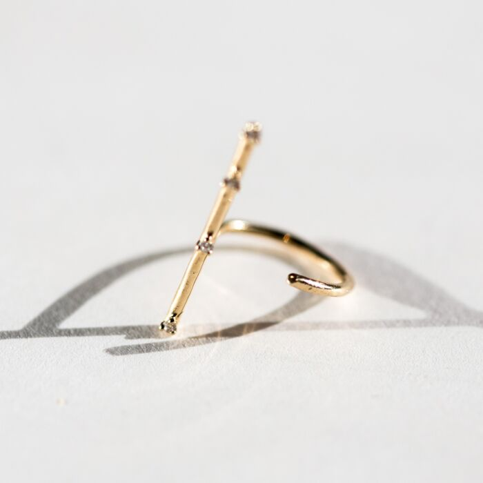 Line Earring (SINGLE) image