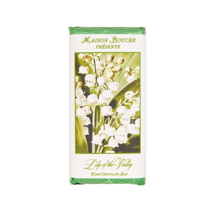 Lily of the Valley Chocolate Bar