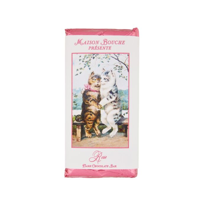 Cats in Love Chocolate Bar