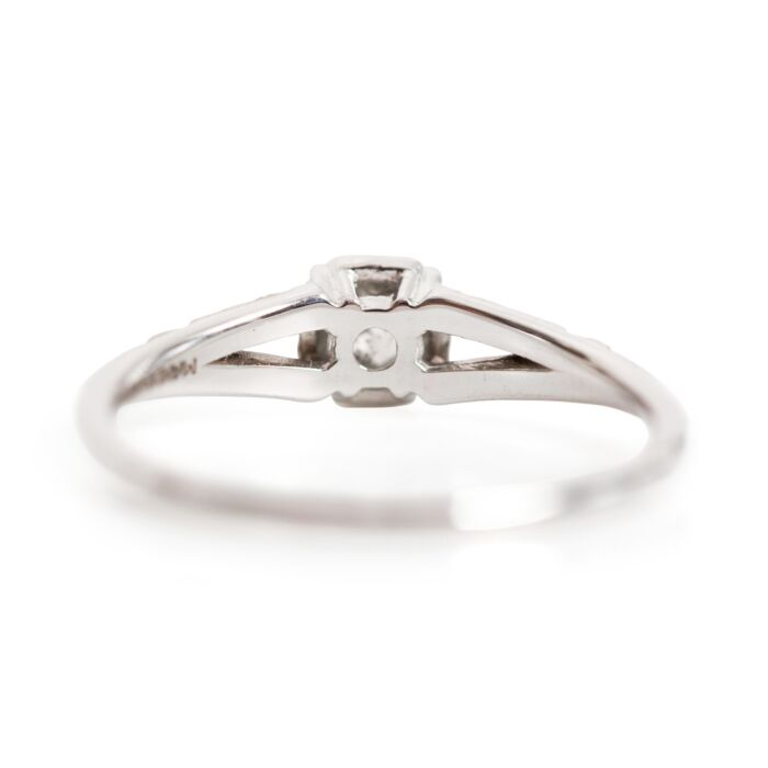 Devotion Solitaire Ring image