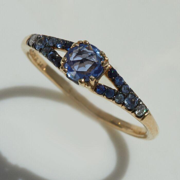 Midnight Devotion Ring