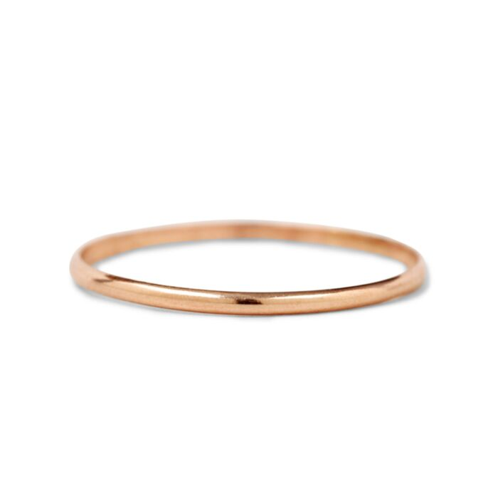 Mignon Memory Ring, rose gold image