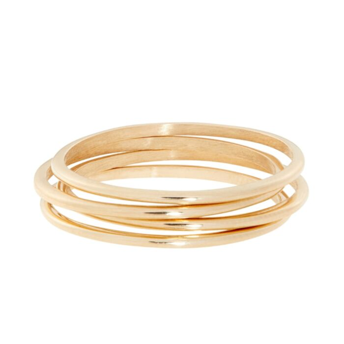 Grand Mignon Ring, Yellow Gold