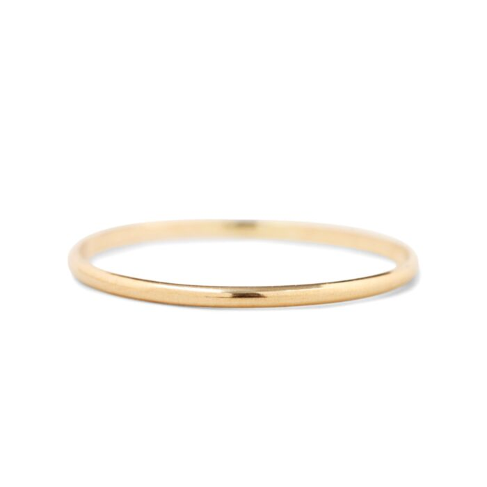 Mignon Memory Ring, yellow gold image