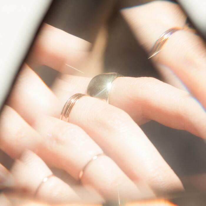 Milena Ring image