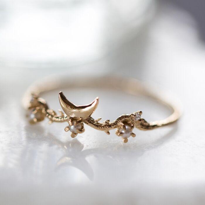 Moon Guardian Ring image