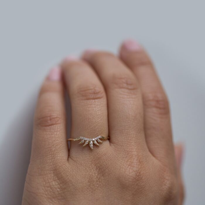 Arabesque Ring image