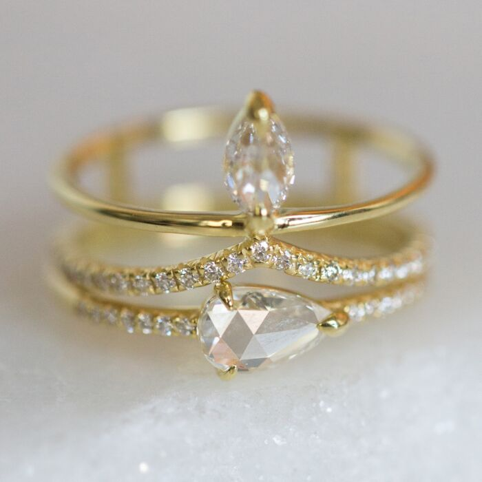 Nova Diamond Ring image