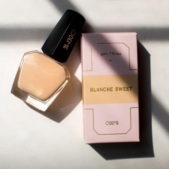Blanche Sweet Nail Polish image