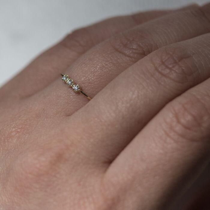 Orion Ring, White Diamond image