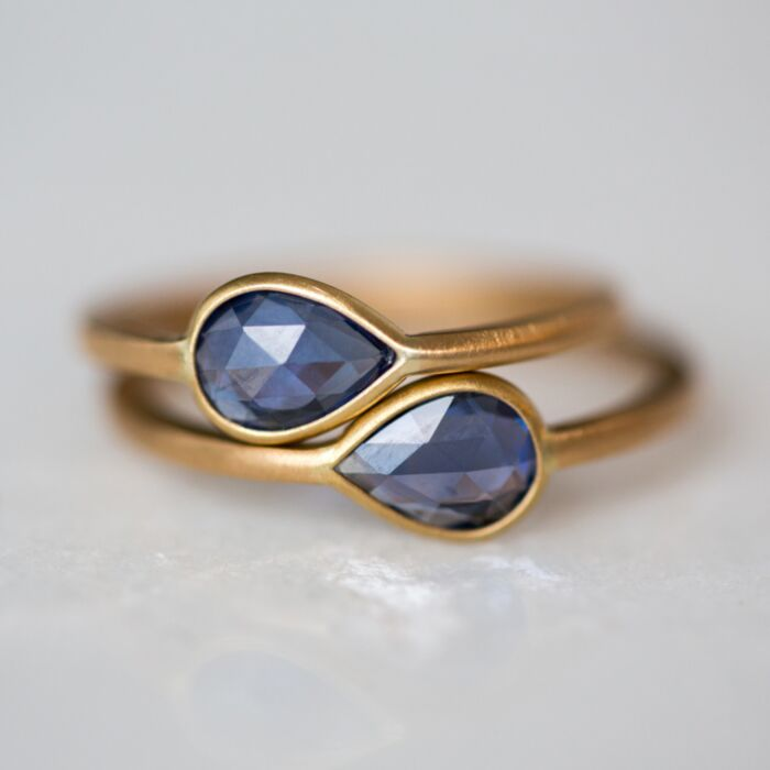 Pale Blue Eyes Ring image