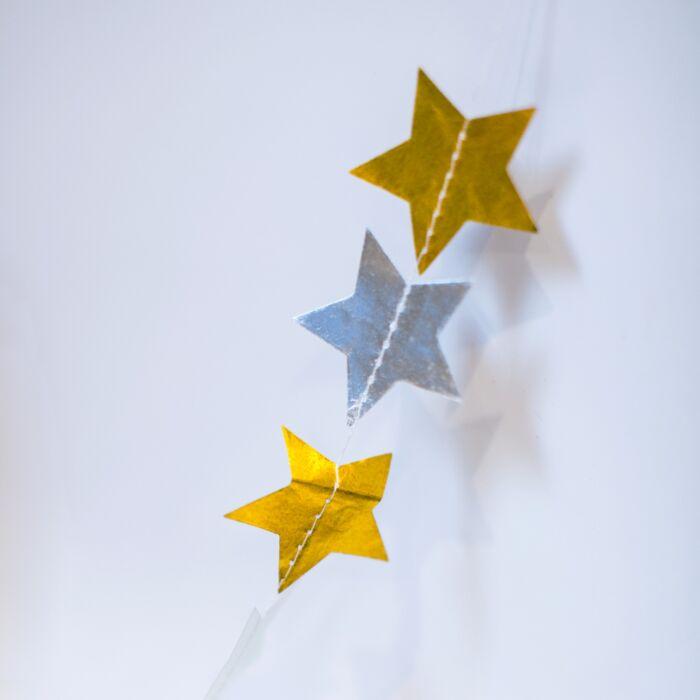 Shining Stars Garland image