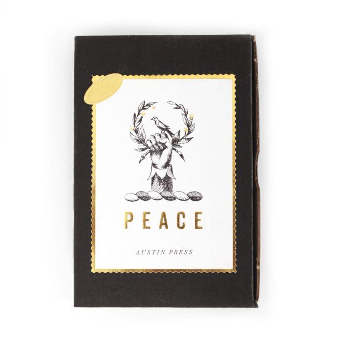 Peace Letterpress Boxed Set