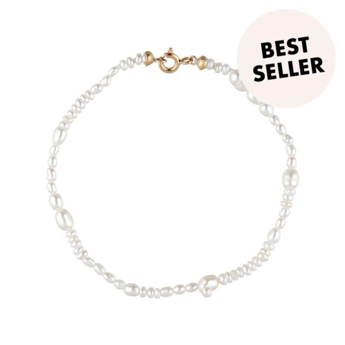 Pearl Collage Bracelet