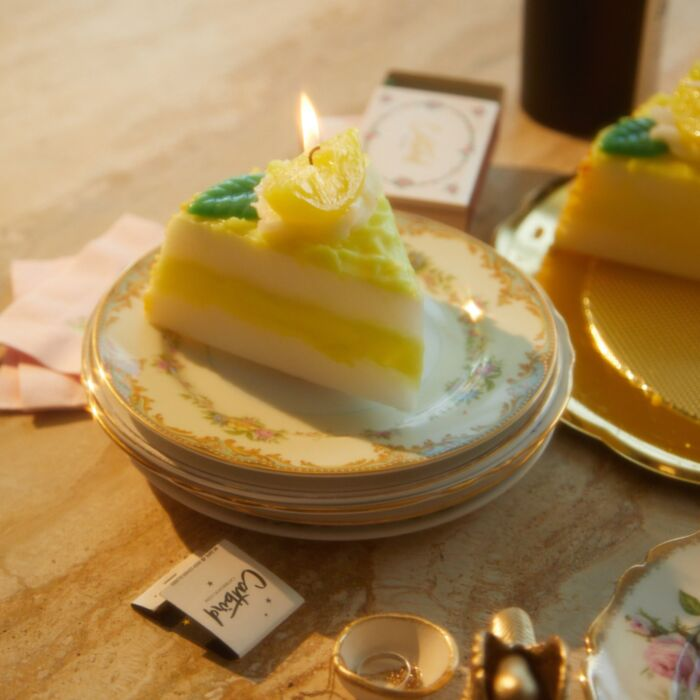 Piece of Cake Candle, Lemon