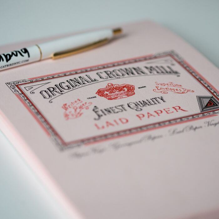 Perfect Pink Classic Notepad image