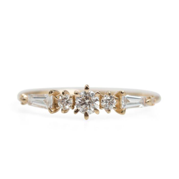 Pleiades Ring