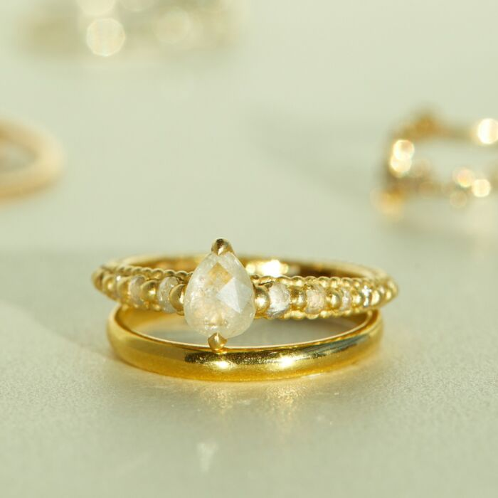 Ghost Orchid Ring image