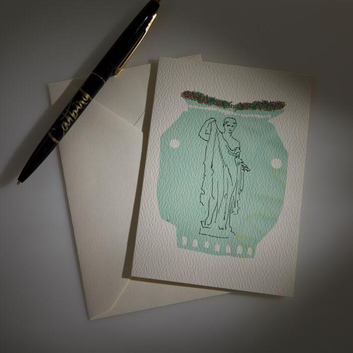 Venus En Green Card image