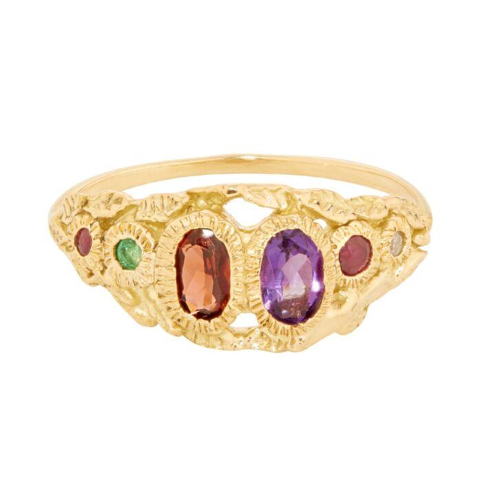 Victorian Regard Ring