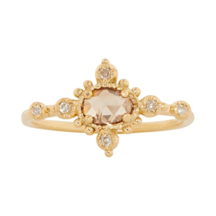 Shelley Diamond Ring