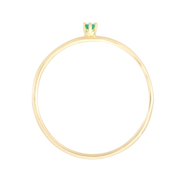 The Tiniest Ring, Emerald image