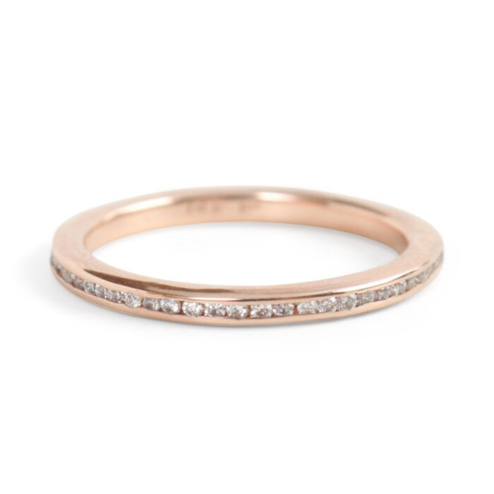 Serpent D'eau Eternity Ring image