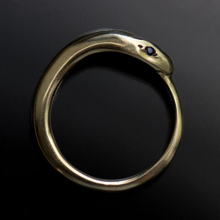 Naga Snake Ring