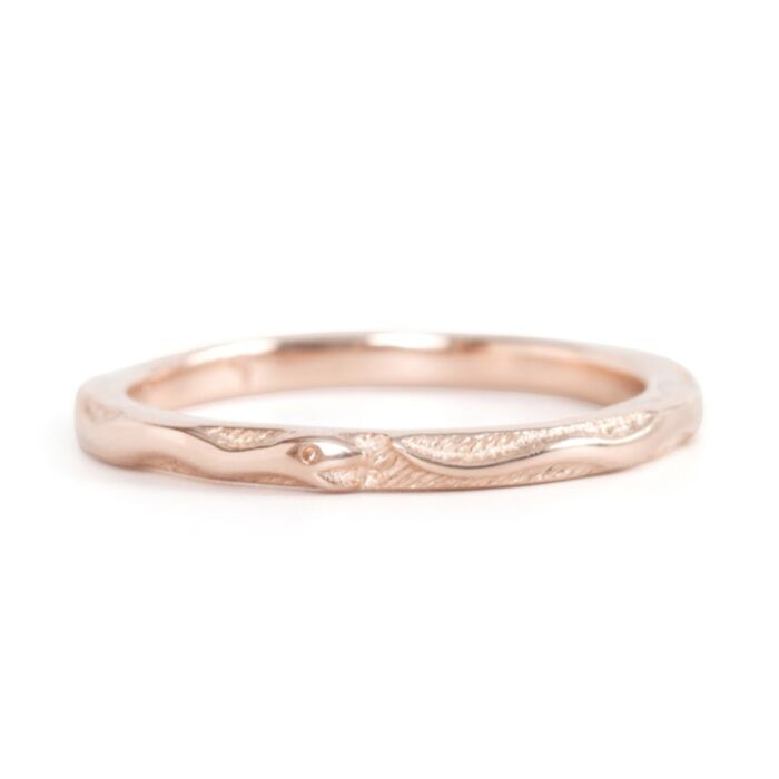 Serpent D'eau Ring