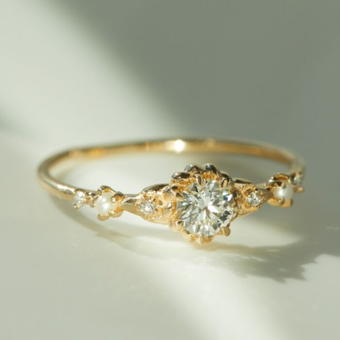 Clara's Dream Ring, Diamond