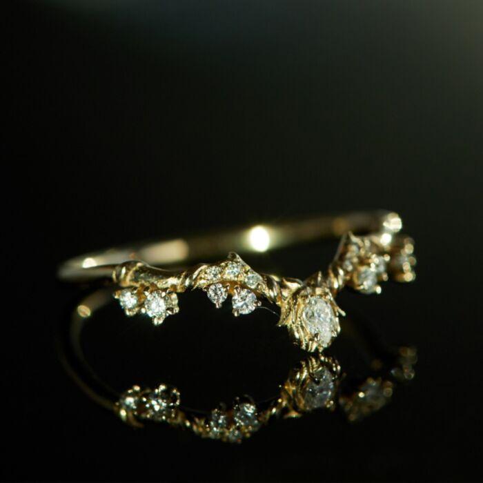 Demeter Ring, Diamond image