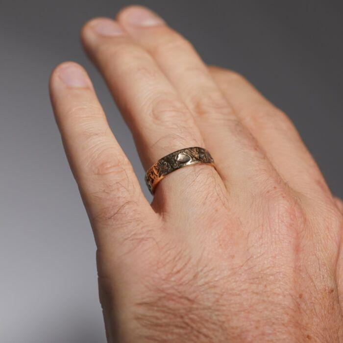Moon Landing Ring