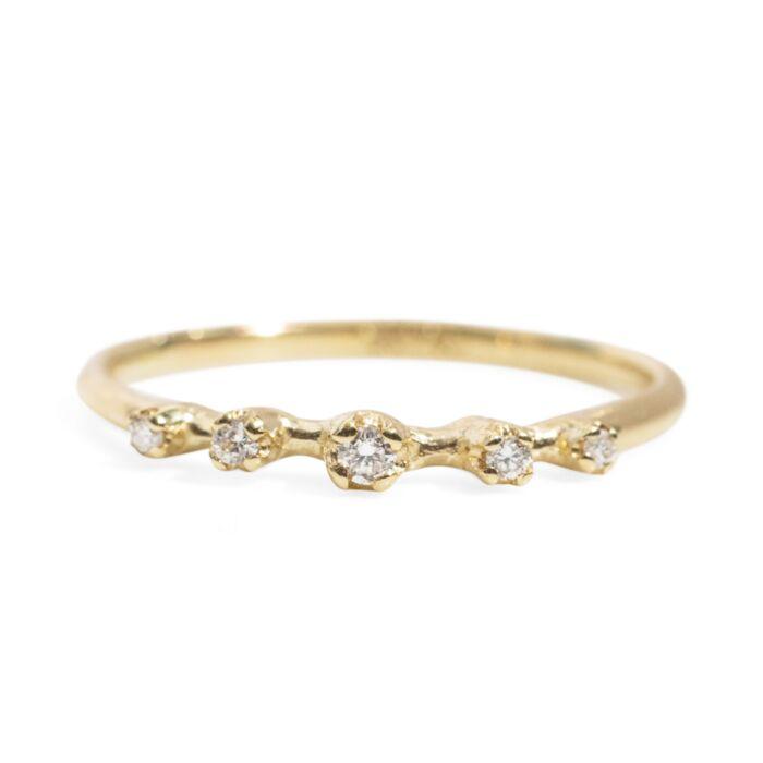 Big Twinkle Diamond Ring