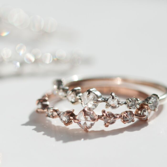 Snow Queen Ring