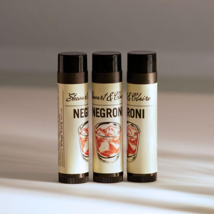 Negroni Lip Balm image