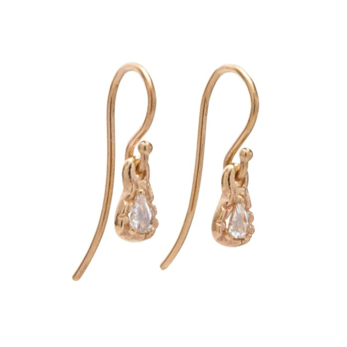 Heroine Diamond Earrings